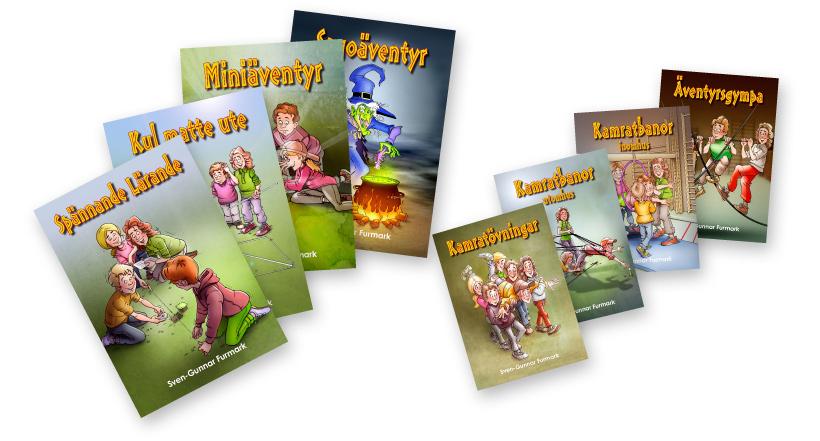 Böcker Spännande Lärande 4