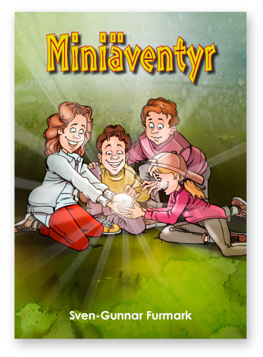 Miniäventyr Framsida